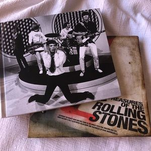 Treasures of The Rolling Stones Book